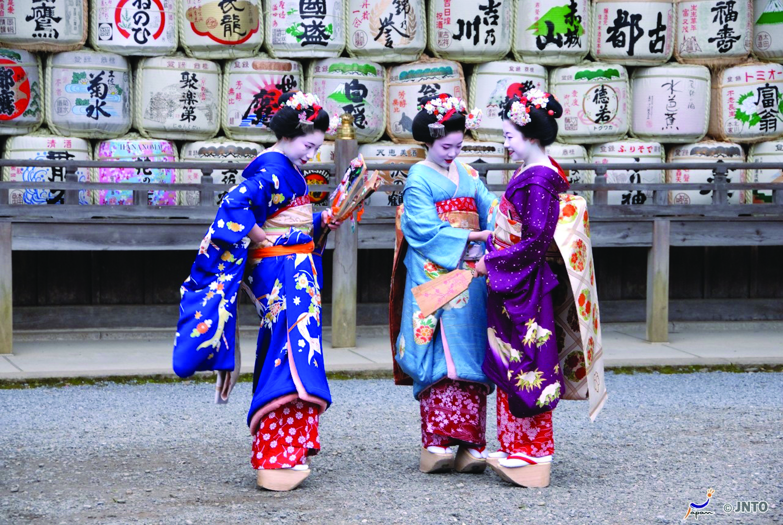 donne-Giapponesi