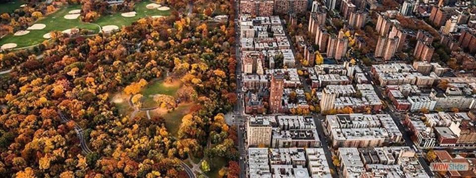NEW YORK + PASSAGGIO IN AMERICA
